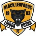 Escudo Black Leopards