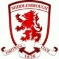 >Middlesbrough Sub 23