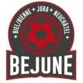 Team BEJUNE Sub 18