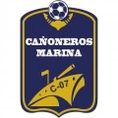 Cañoneros Marina