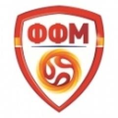 Macedonia del Norte Sub 16