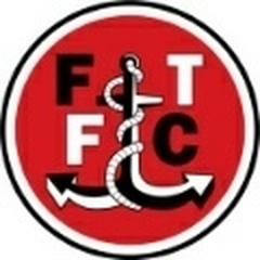 Fleetwood Town Sub 18