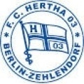 Hertha 03 Zehlendorf Sub 19