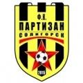 >Partizan Salihorsk