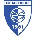 Escudo Metalac GM