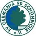 >Germania Schöneiche