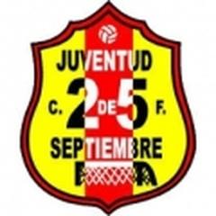 Juventud 25 Septiembre B