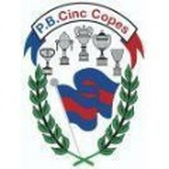 Pª Barc Cinc Copes D
