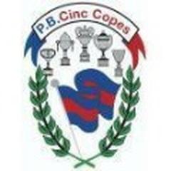 Pª Barc Cinc Copes A