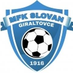 Slovan Giraltovce