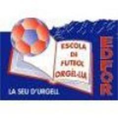 Escola de Futbol Orgellia A