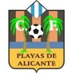 Playas de Alicante A