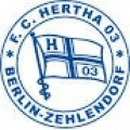 Hertha Zehlendorf Sub 19