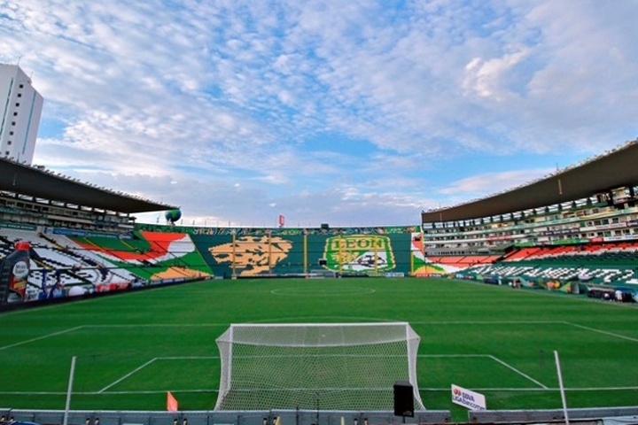 Estadio León (Nou Camp)