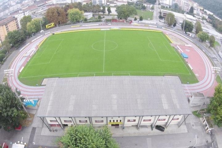 Stadio Comunale Riva IV