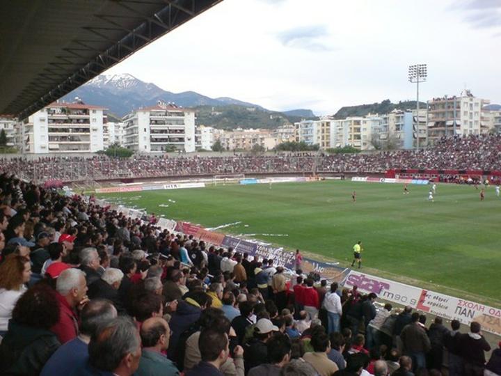 Stadio Kostas Davourlis