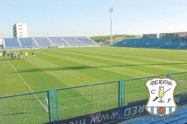 Estadio Municipal Pedro Garrido