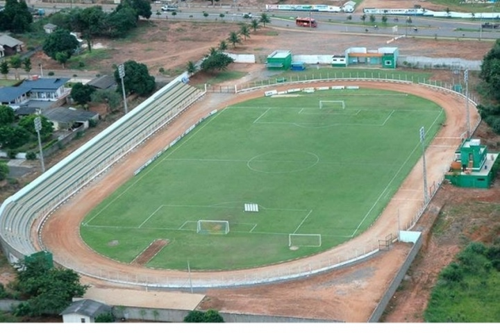 Estádio Municipal Passo Das Emas