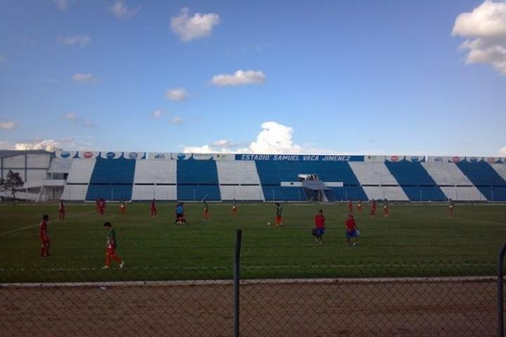 Estadio Samuel Vaca