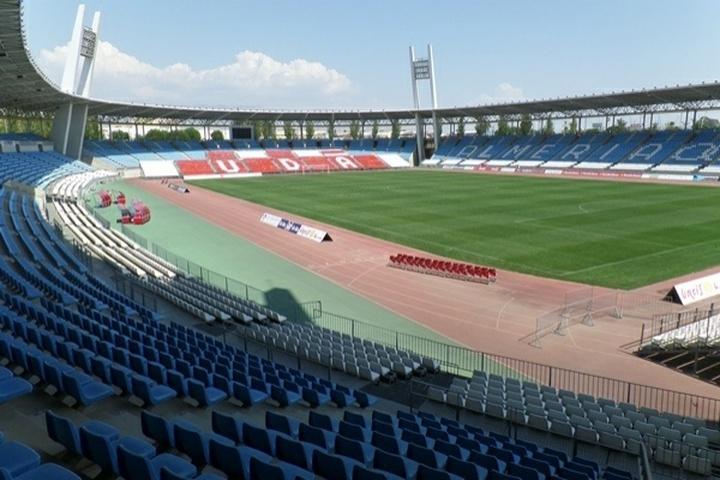 Anexo al Estadio de los Juegos Mediterráneos