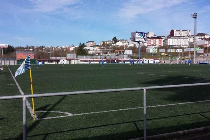 Campo de Fútbol da Polvoreira