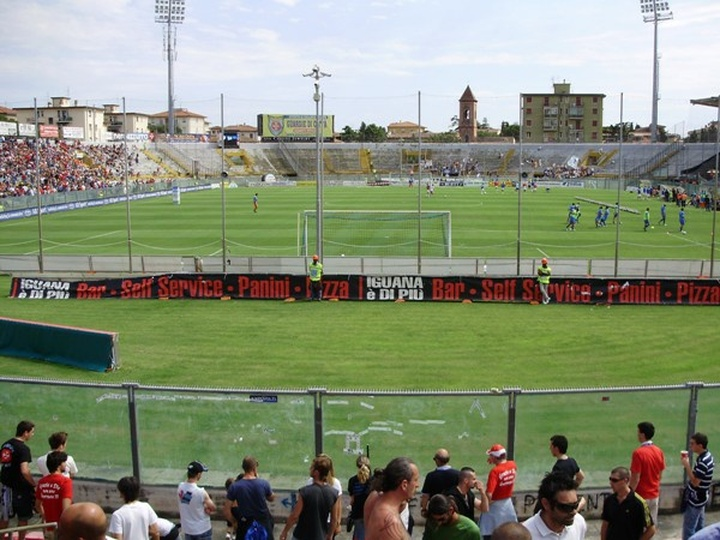 Arena Garibaldi - Romeo Anconetani