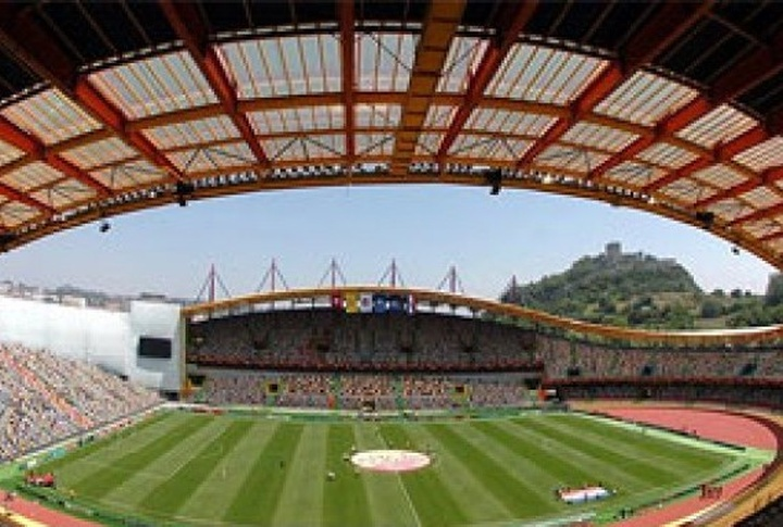Estadio Dr. Magalhães Pessoa