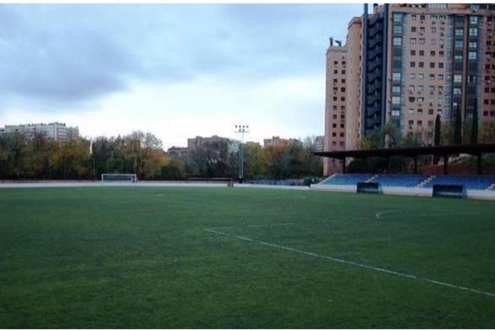 Polideportivo Vicente del Bosque