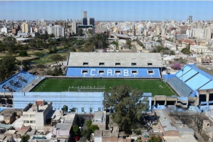Estadio Julio César Villagra