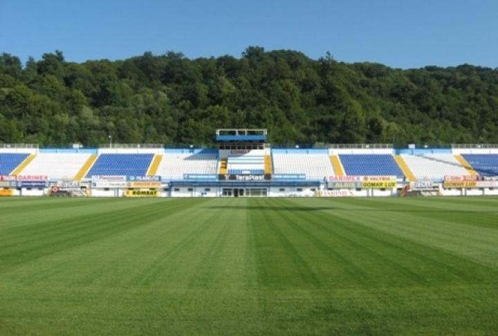 El estadio Jean Pădureanu
