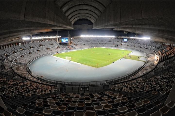 Zayed Sports City Stadium