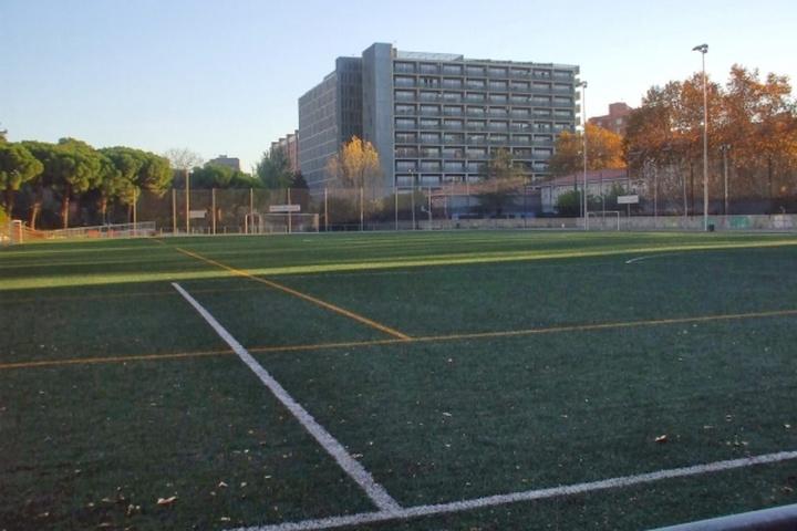 Camp de futbol de l'Energia