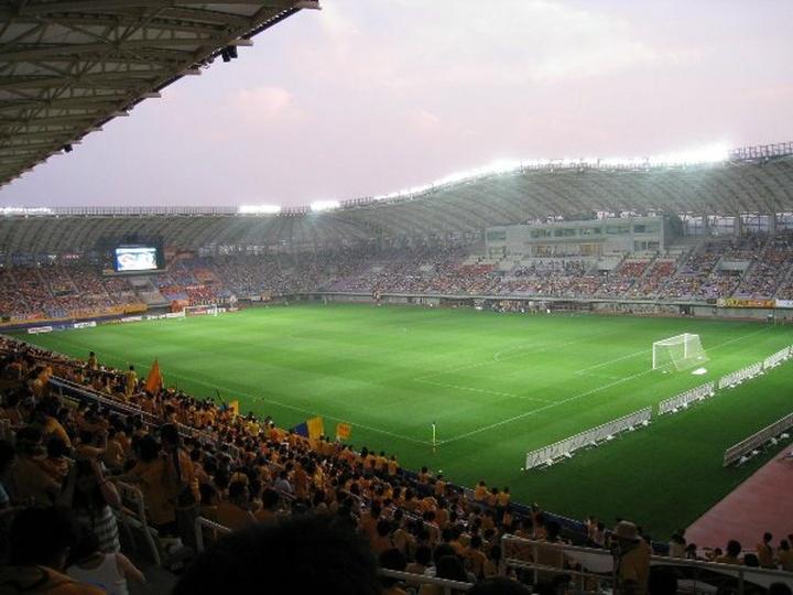 Yurtec Stadium Sendai