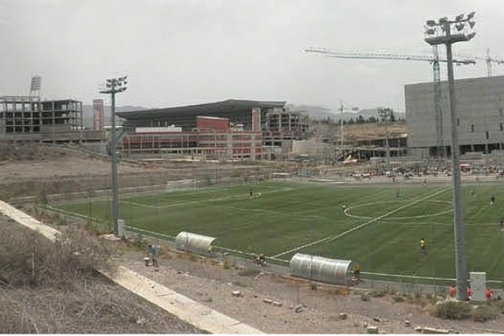 Anexo Estadio de Gran Canaria