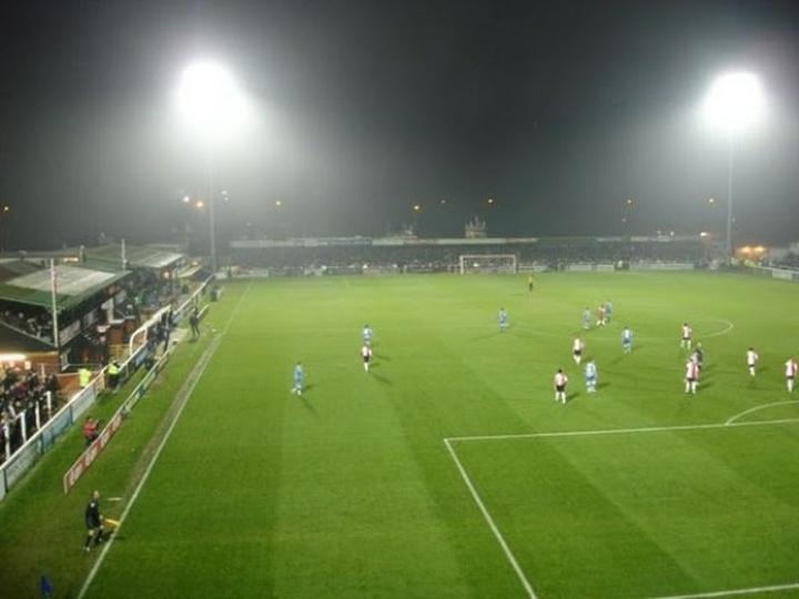 Kingfield Stadium
