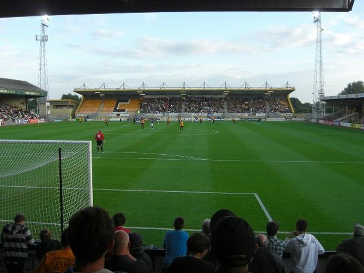The Abbey Business Stadium