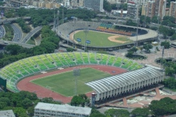 Estadio Olimpico De La UCV
