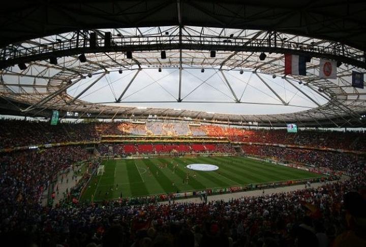 Stadion Mühlenholzweg