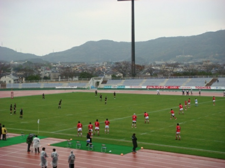 Honjō Athletic Stadium