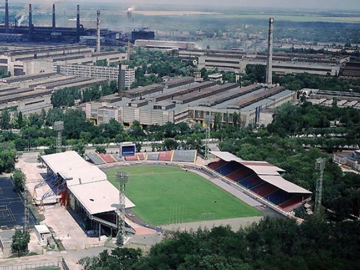 Volodymyr Boiko Stadium