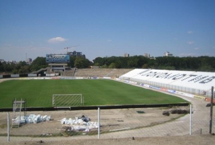 Stadion Lokomotiv