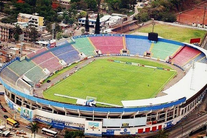 Estadio Tiburcio Carías Andino