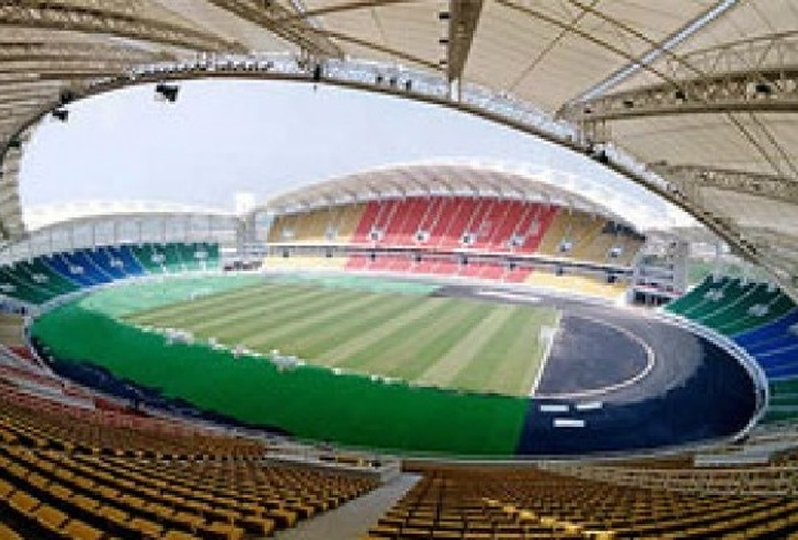 Wuhan Sports Center Stadium