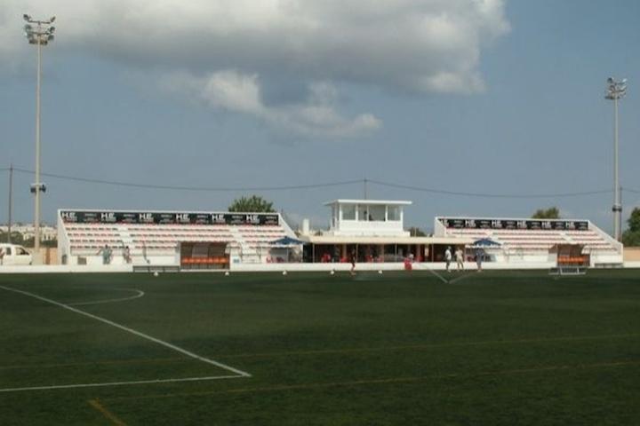 Camp Municipal d'Esports de Formentera