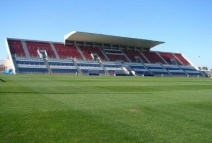 Estadio Luis Rodríguez Salvador