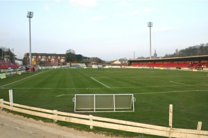 Brandywell Stadium