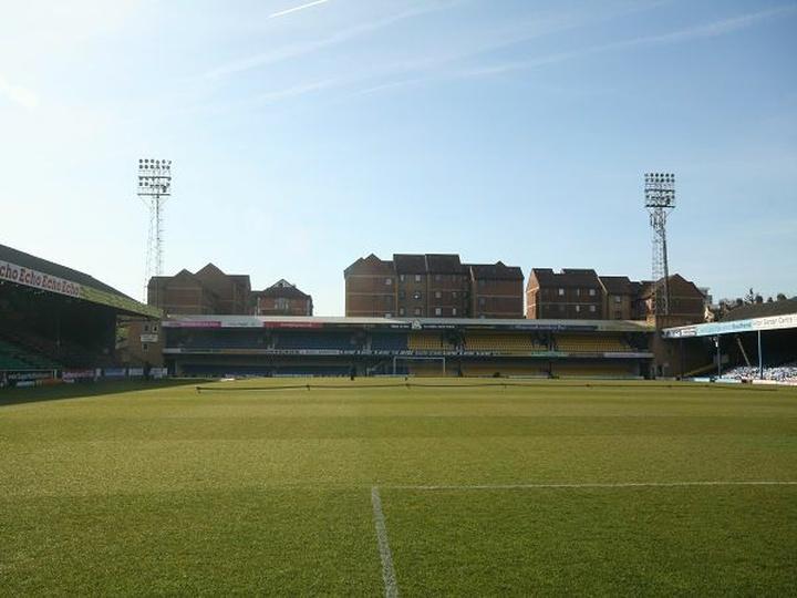 Roots Hall Stadium