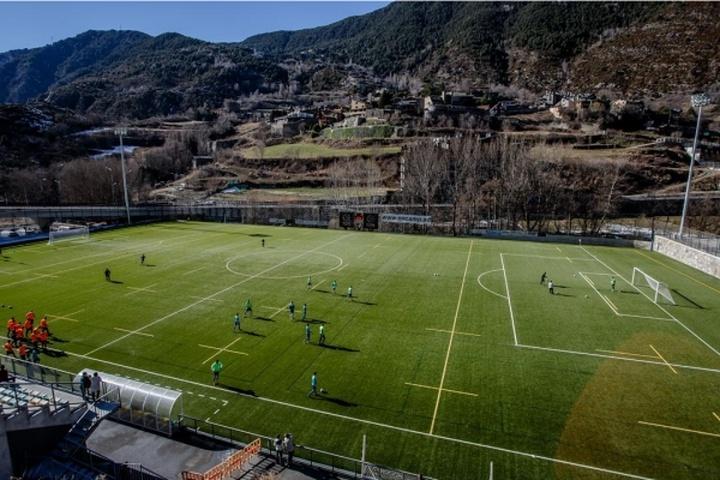 Camp de Futbol - Prada de Moles