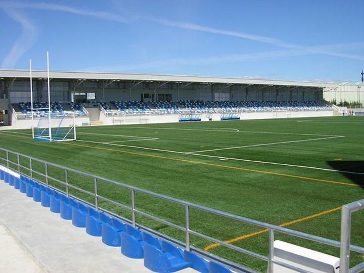 Estadio Municipal de Ejea
