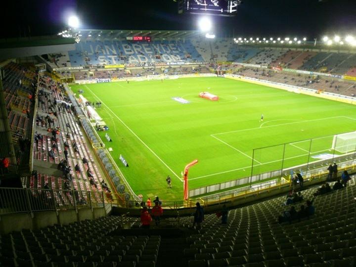 Estadio Jan Breydelstation
